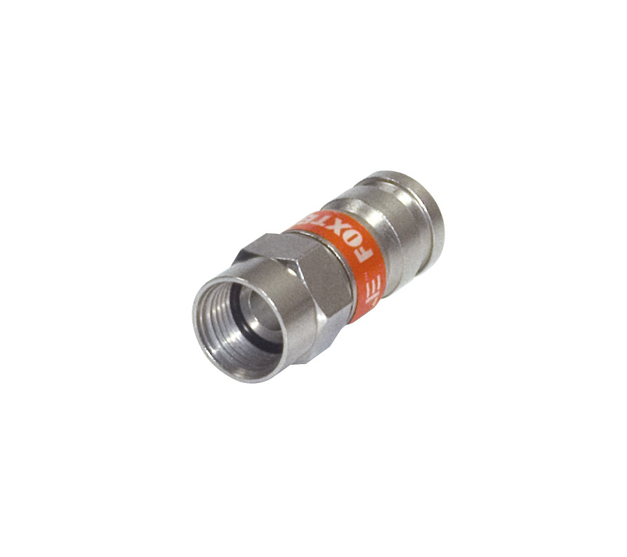 RG6 F Type Connector Foxtel Approved