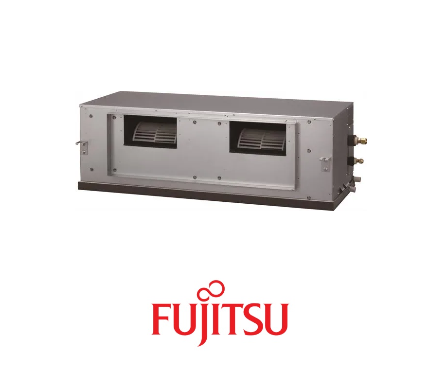 Fujitsu High Static Ducted Inverter