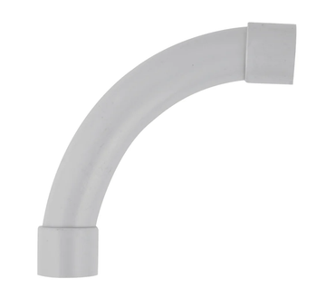 Grey Medium Duty 90° Bend