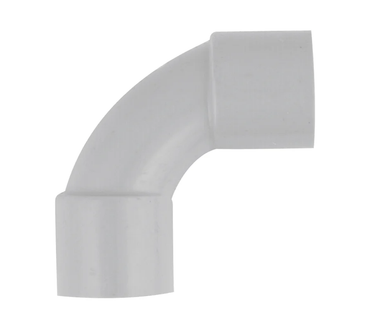 Grey Medium Duty 90° Elbow