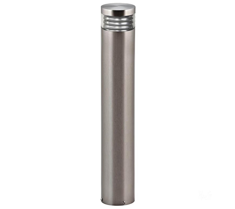 Havit Maxi Louvred LED Bollard Light 600mm 316 Stainless Steel