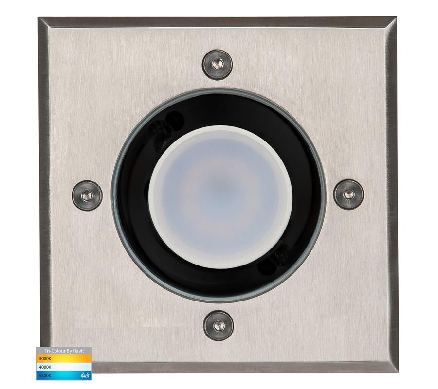 Havit Metro Square 316 Stainless Steel Inground Light CCT