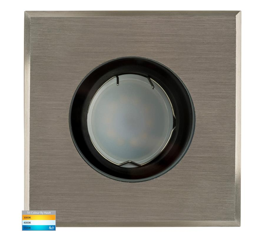 Havit Luta Square 316 Stainless Steel Adjustable Inground Light CCT
