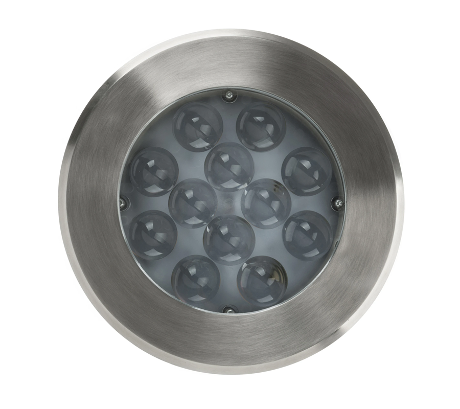 Havit Split 316 Stainless Steel 24W LED Inground Light
