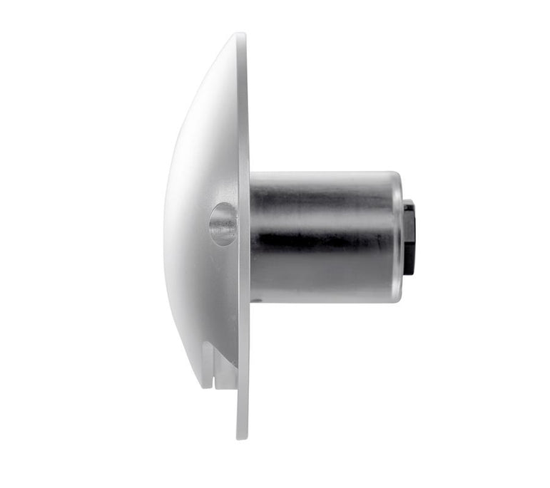 Havit Dome Silver Aluminium One Way LED Deck Light
