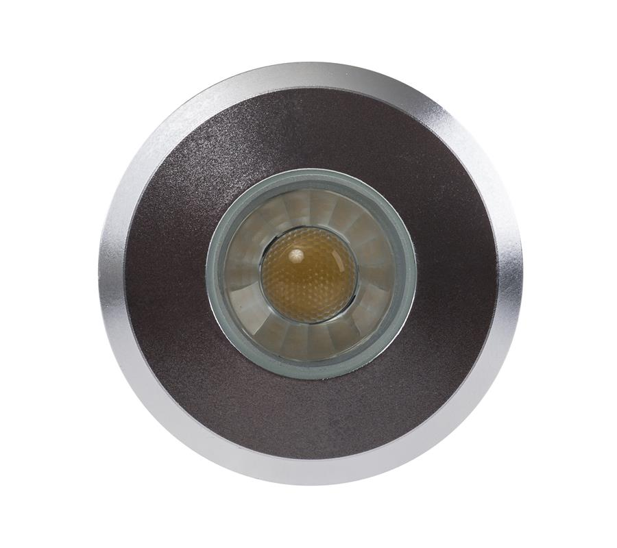 Havit Elite Silver Aluminium LED Deck or Inground Light