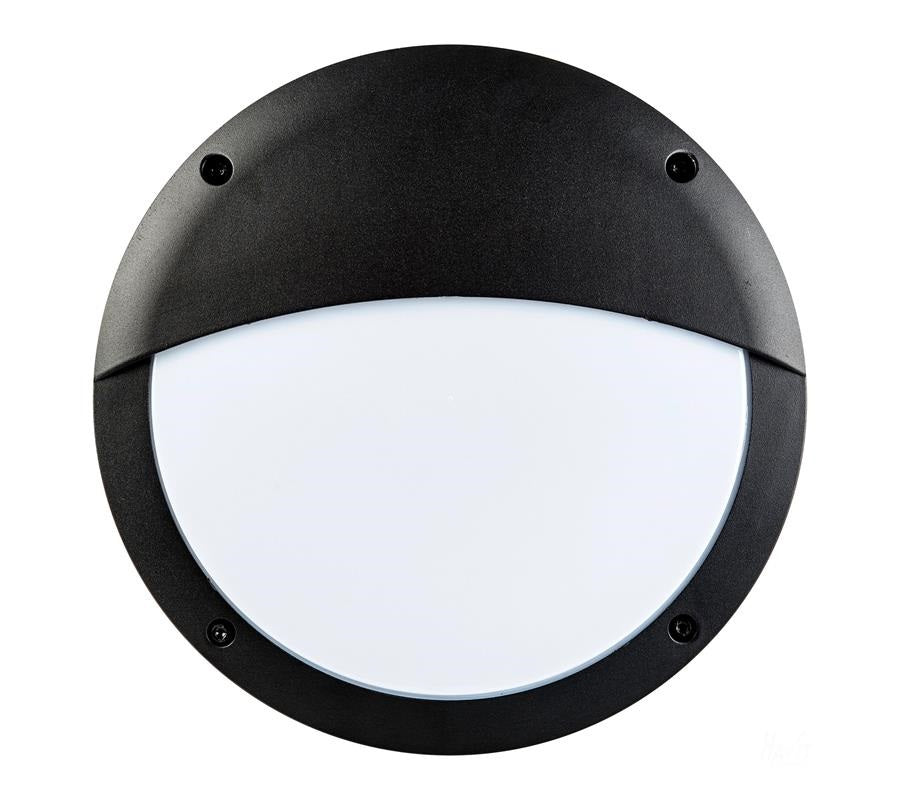 Havit Stor Black LED Bunker Light With Eyelid