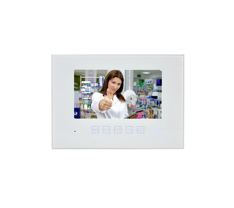 Digiguard 4 Wire Video Intercom Monitor I-C941M