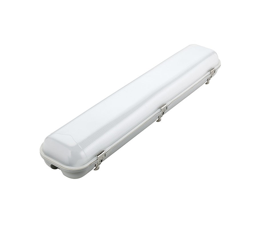 3A 20W LED Weatherproof Batten Light 2FT IP65 CCT
