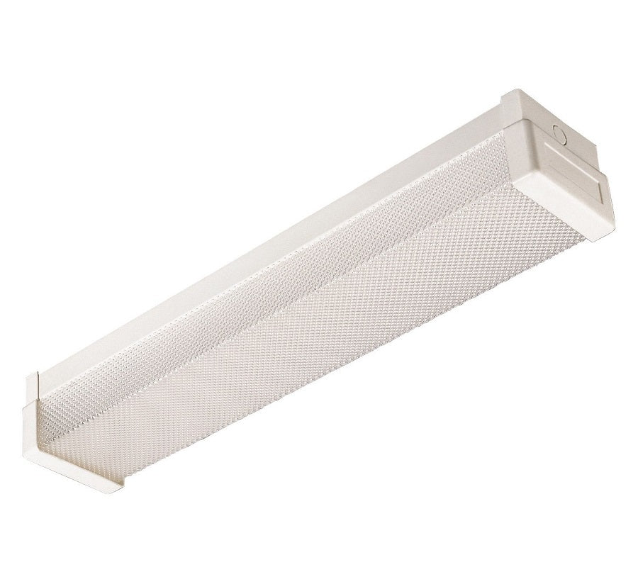 3A 20W T8 LED Diffused Batten Light 2FT