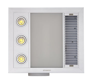 Martec Linear Mini 3 in 1 Bathroom Heater