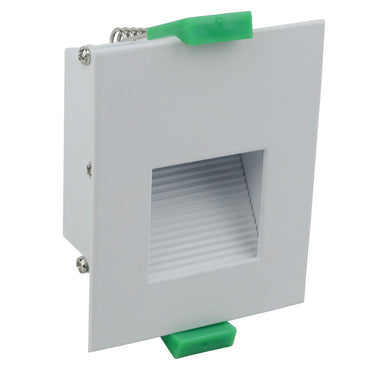 Martec Slip Square Recessed LED Step Light