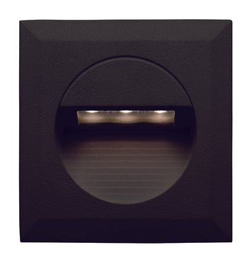 Mercator Rye Square Recessed LED Step Light