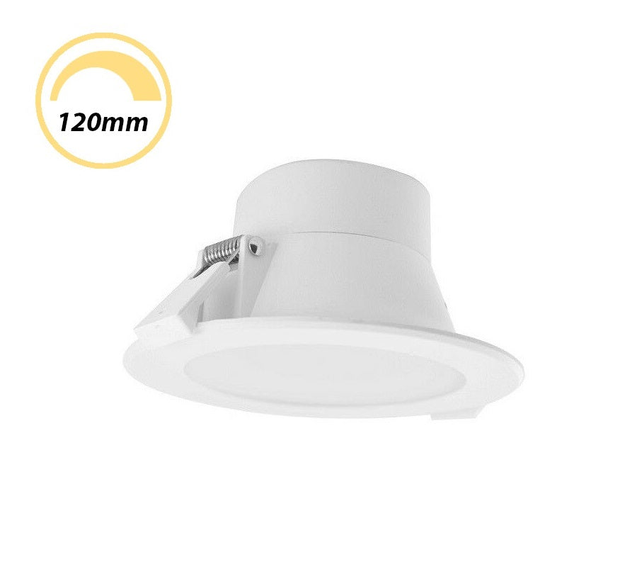 OLLIETEC 15W LED Dimmable Downlight CCT Flush White OTC15TC110
