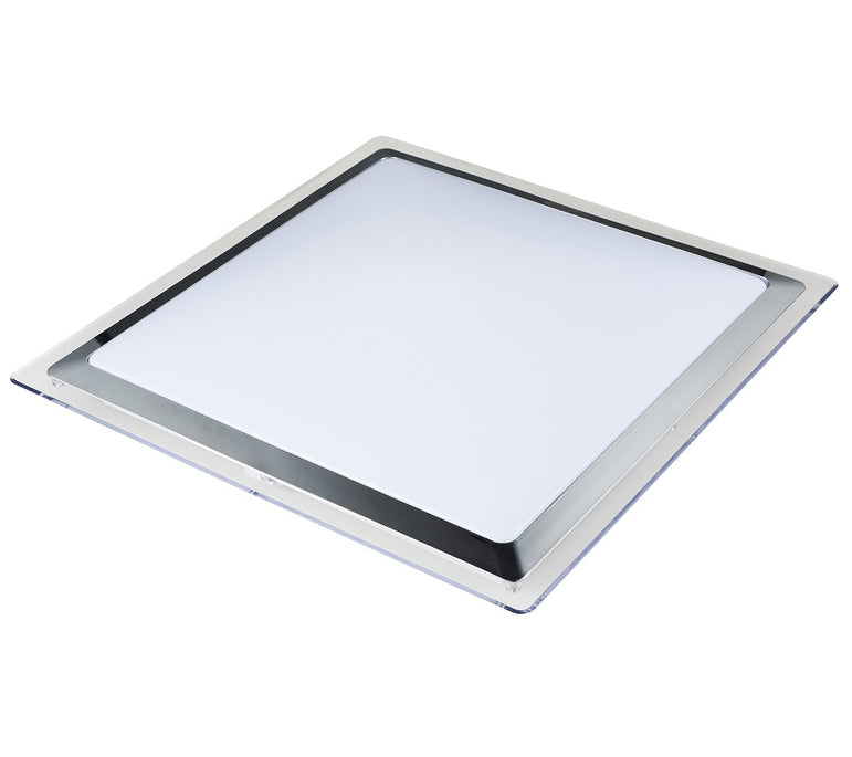 PHL Saturn Square 36W LED Oyster Light CCT