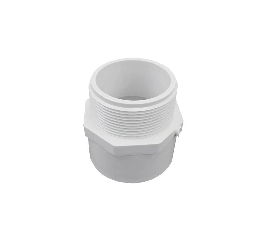 PVC Pressure Pipe Male Valve Socket Adaptor