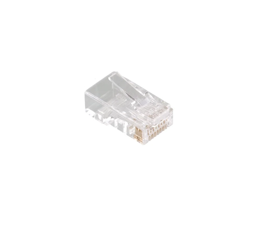 RJ45 Modular Connectors CAT6 (10 Pack)