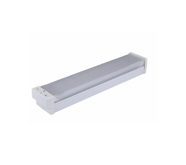 3A 18W LED Diffused Emergency Batten 2FT 6000K