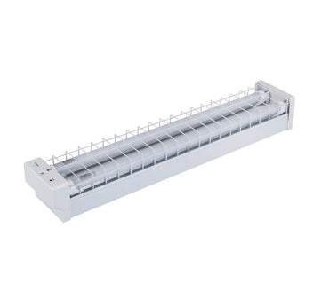 3A 18W LED Wireguard Emergency Batten 2FT 6000K