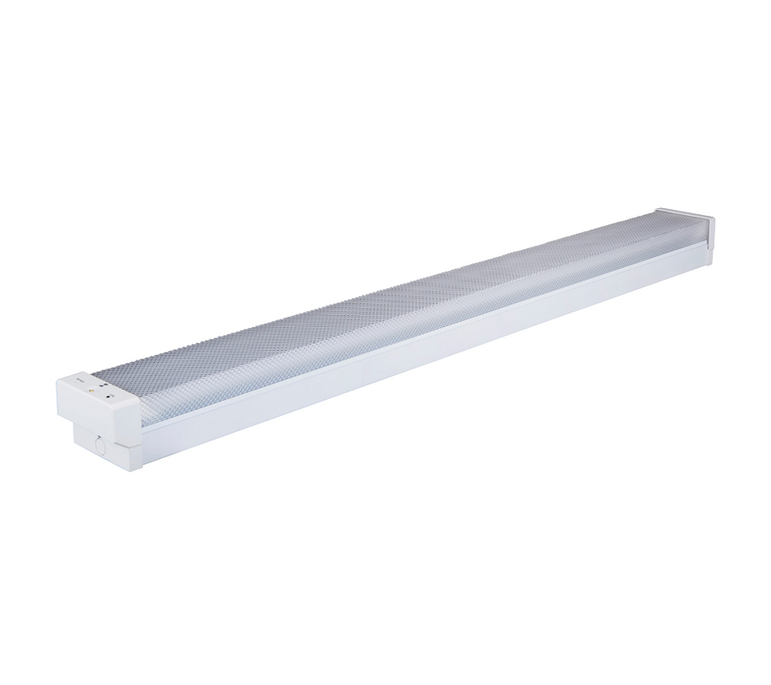 3A 36W LED Diffused Emergency Batten 4FT 6000K