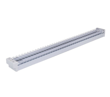 3A 36W LED Wireguard Emergency Batten 4FT 6000K
