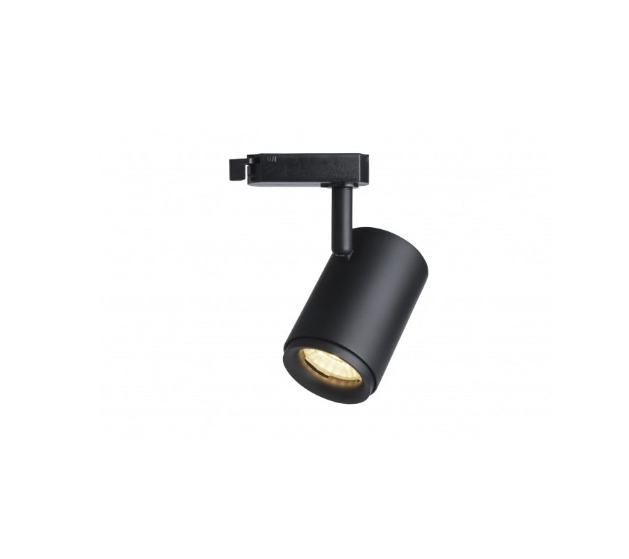 3A 15W LED Track Light Black