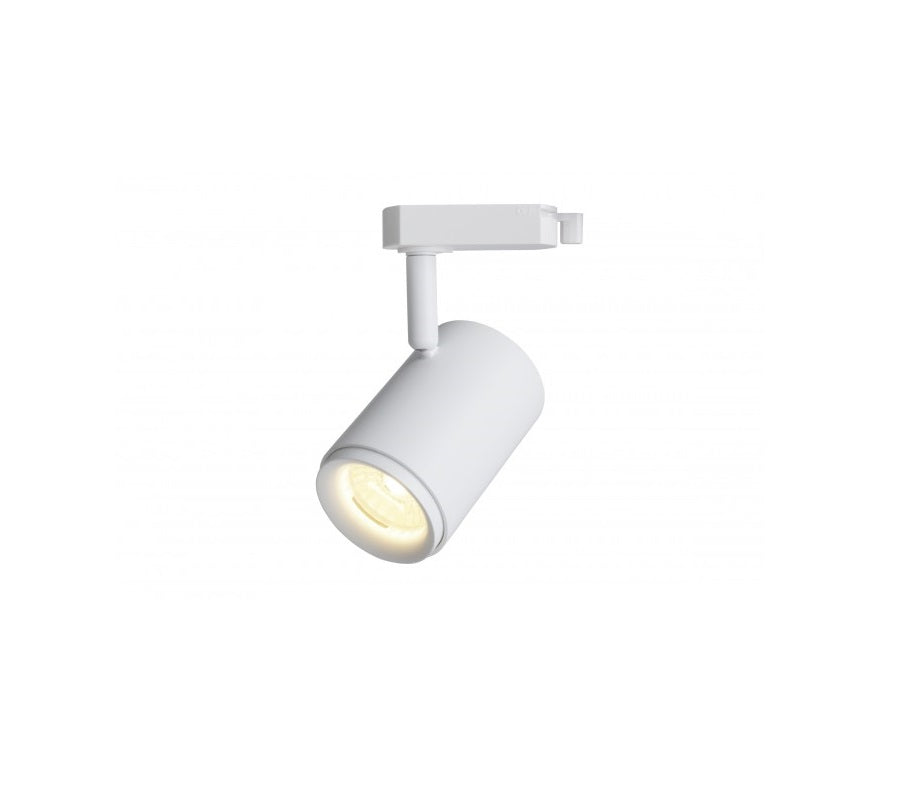3A 15W LED Track Light White