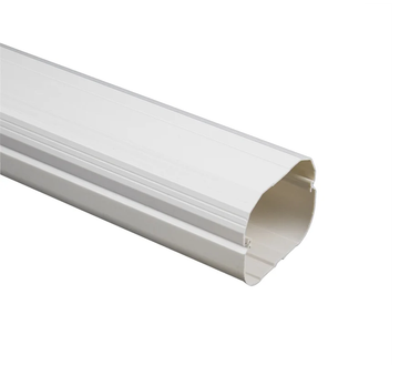 Plastic Wall Duct Trunking 2m