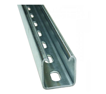 3M Uni Struct Channel Slotted 41 x 41mm