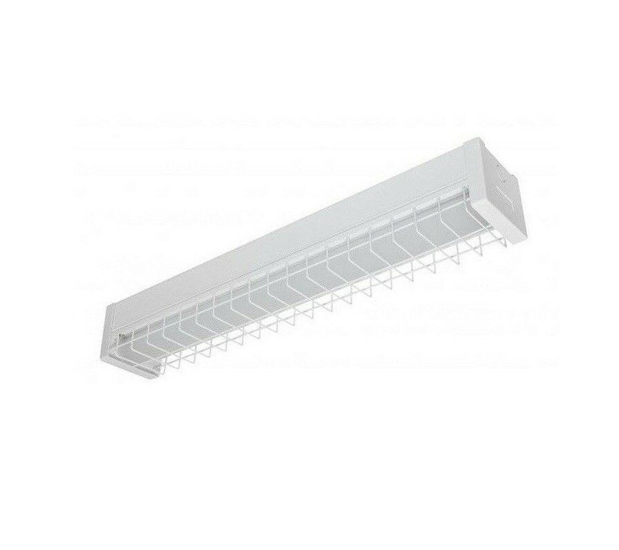 3A 20W T8 LED Wireguard Batten Light 2FT