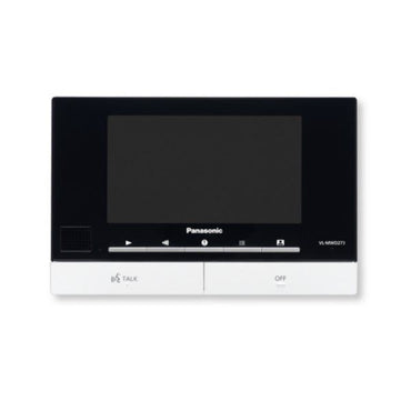 Panasonic Video Intercom Monitor VL-MWD273AZ