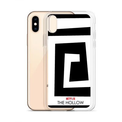 Maze Logo iPhone Case