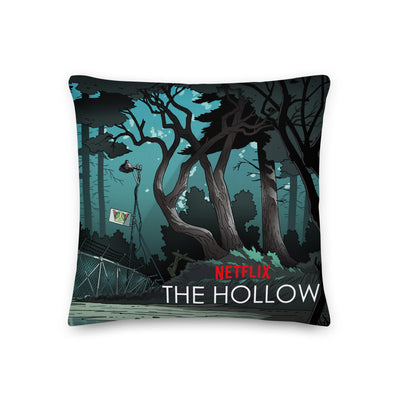 Forest Laboratory Pillow