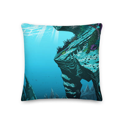 Underwater Pillow