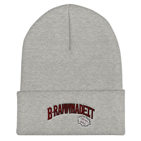 B-Raww Made It Beanie