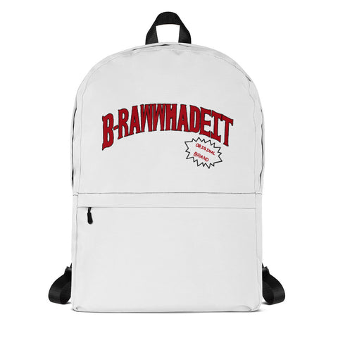 B-Raww Made It Backpack