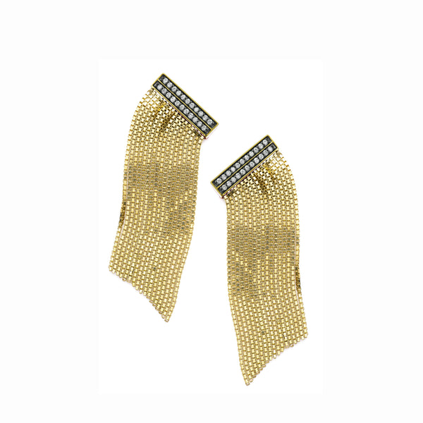 Axl Fringe Catana Earrings