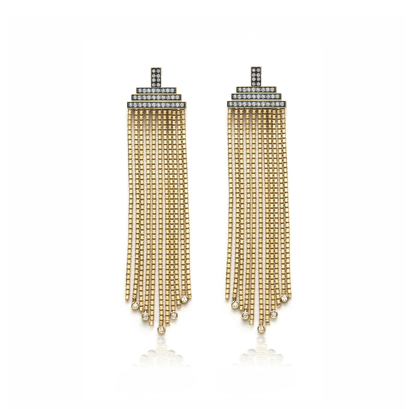 Axl Deco Catana Earrings