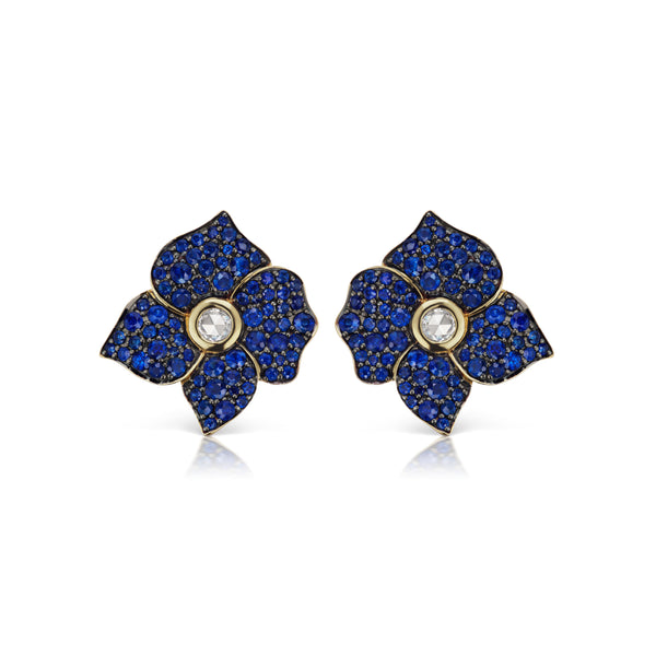 Hail Storm Fiore Earrings