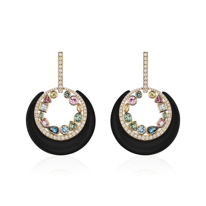 Monroe Mod Earrings