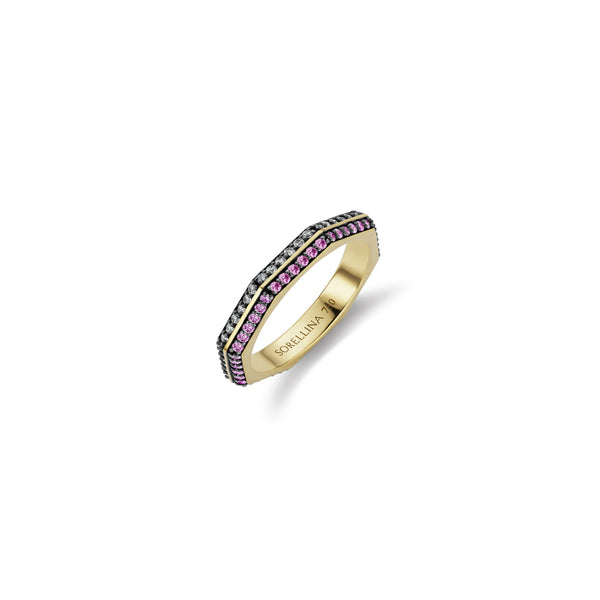 Otto Two-Tone Ring