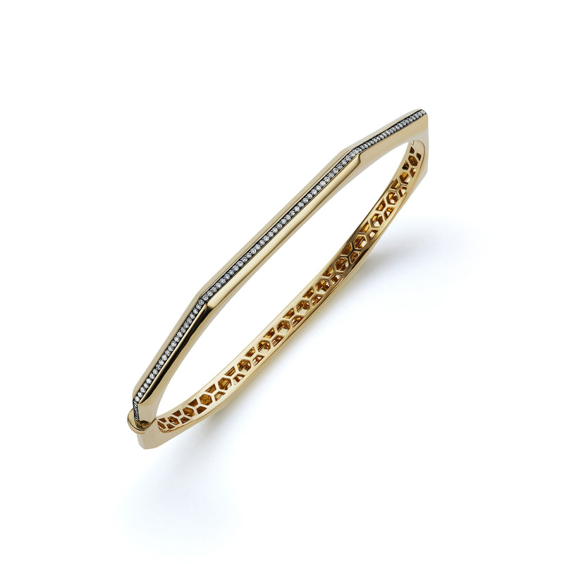 Otto Diamond Bangle