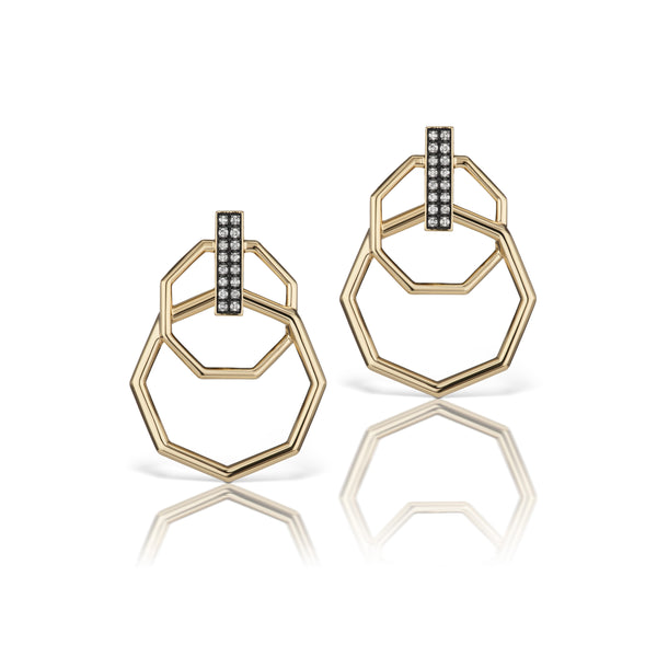 Otto Motif Earrings