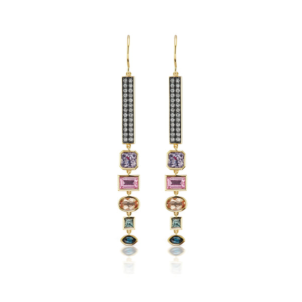 Stx Drop Earrings