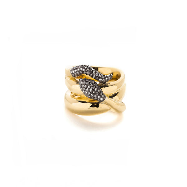 Victoria Serpente Ring