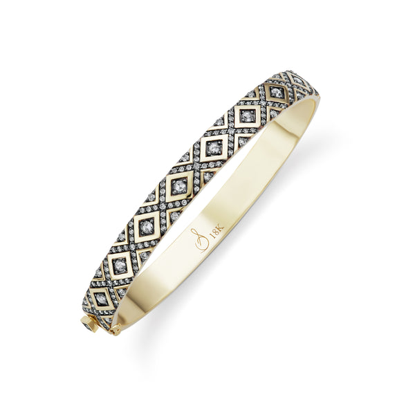 Victoria Pelle di Serpente Bangle