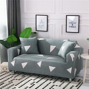 Printed Sofa Slipcover - V1