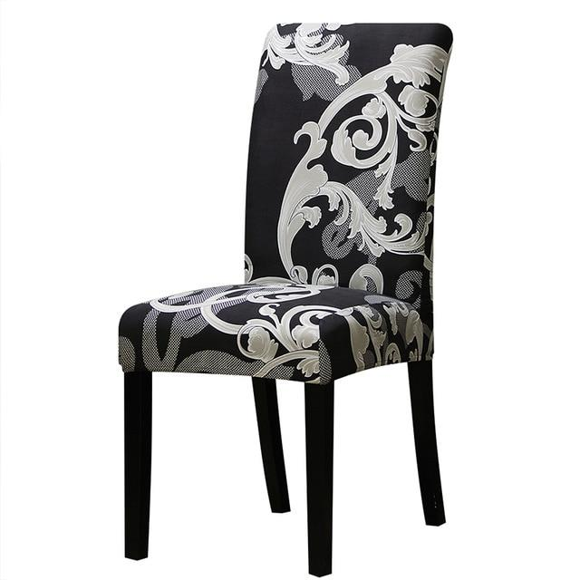 Decorative Dining Chair Slipcovers - V1