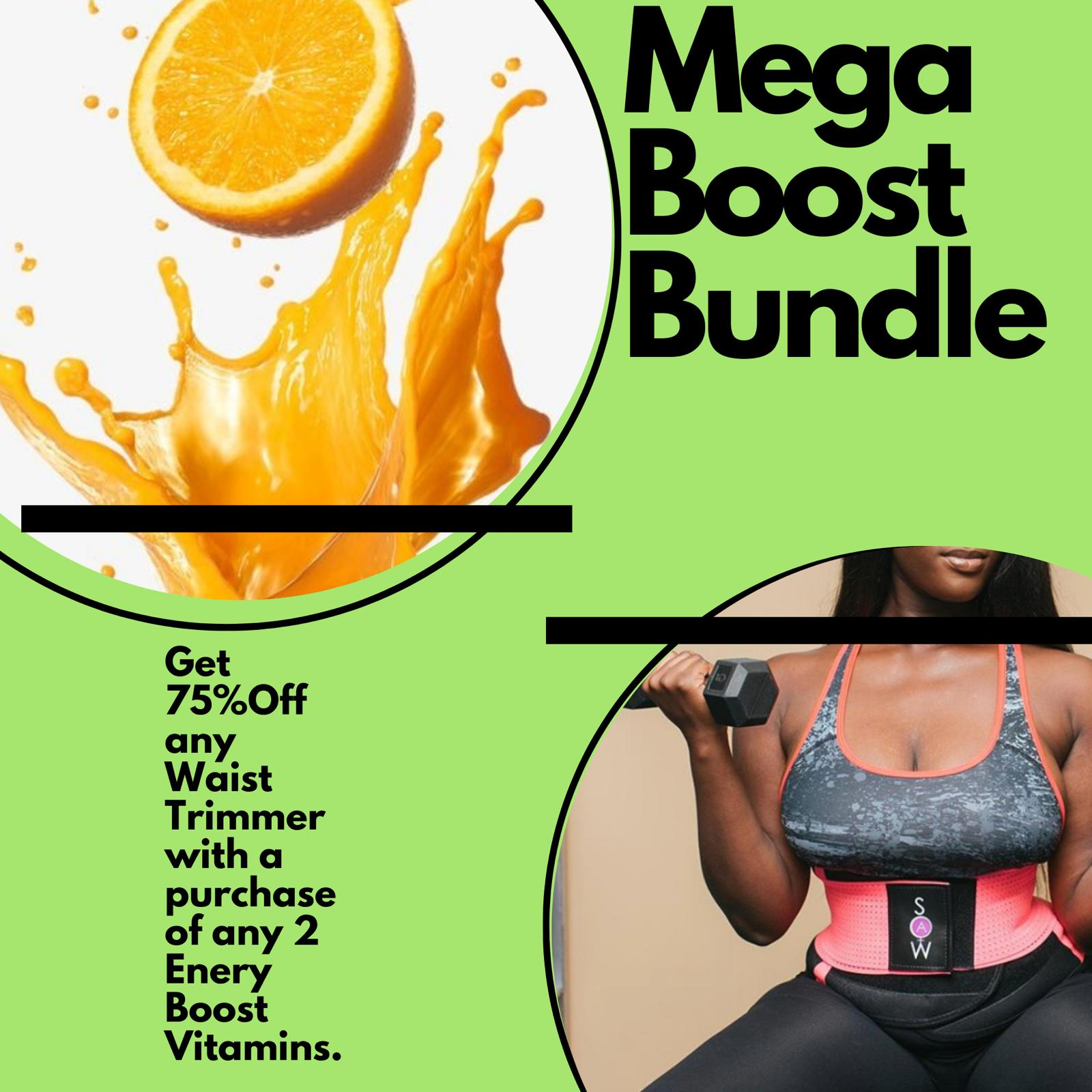 Mega Boost Bundle