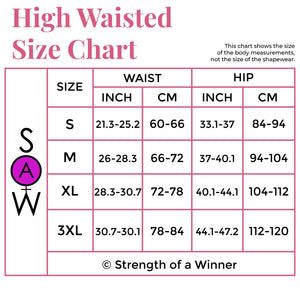 High Waisted Belly Slimmer